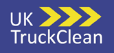 UK Truck Clean logo and link to home page